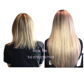 Hair Extensions/ 6D Hair Extension-Micro Ring & Nano/Tape Hair/Weave Hair/La Weave-Pre-bonded