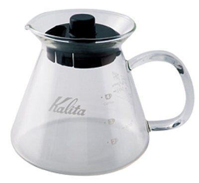 NEW Kalita Wave-series Glass 500 Server G (for 2-4 servings) 31255 F/S
