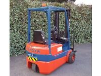 Toyota 1.5ton electric counterbalance forklift truck