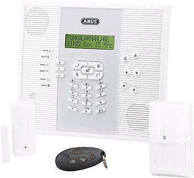 Die FU9000 meldet den Einbruch direkt bei der Alarmzentrale. (© Abus)