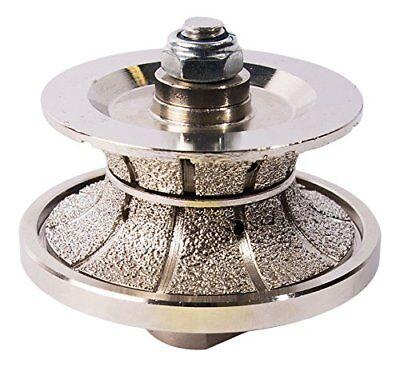 1 14 1 12 Diamond Full Bullnose Router Granite Concrete Marble Countertop