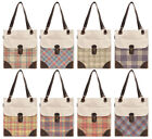 Tartan Shoulder Bags for Women