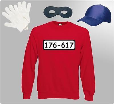 stüm Sweatshirt für Outfit Karneval Gruppen Faschingkostüm (Gruppe Outfits)