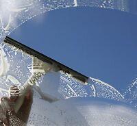 Lavage de vitres professionnel (int/ext/cadrages/rails)