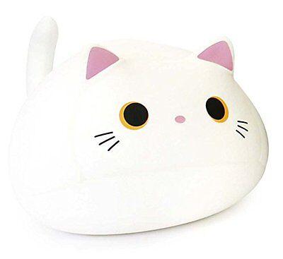 MOGU Cushion Mogutchi Cat White 015528 Japan