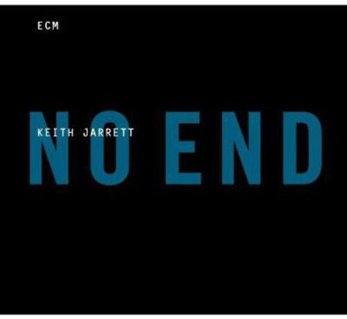 Keith Jarrett - No End [New CD] O-Card Packaging