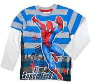 Kids Spiderman T Shirt