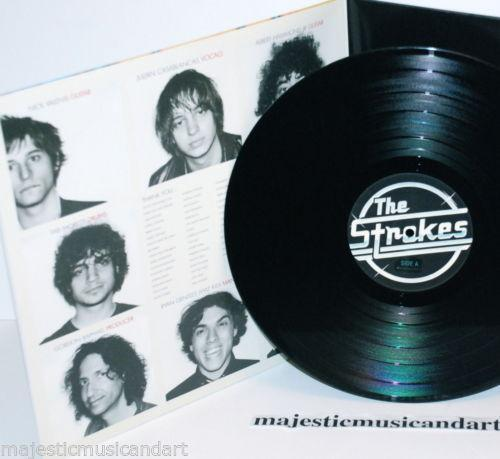 The Strokes Is This It Lp Records Ebay