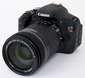 Canon DSLR T3i,Excellent working order - $350 (GTA)