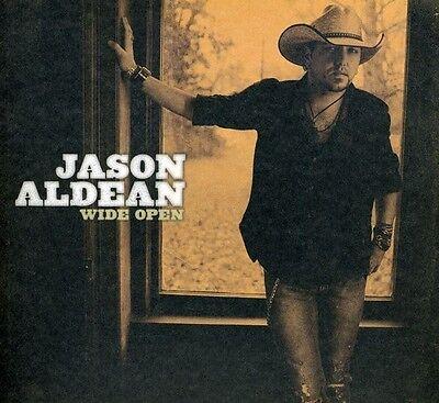 Jason Aldean   Wide Open  New Cd