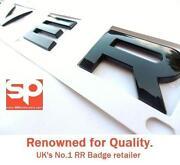 Range Rover Bonnet Badge