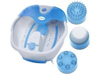 Scholl Deluxe Aromatherapy Foot Spa