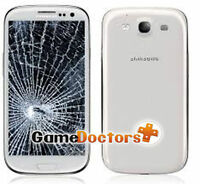 Samsung Galaxy S3 S4 S5 Note 2 3 Mega Cracked LCD Screen Repair