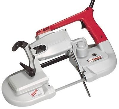 NEW MILWAUKEE 6238-21 AC/DC ELECTRIC DEEP CUT PORTABLE BAND SAW KIT 11 AMP SALE