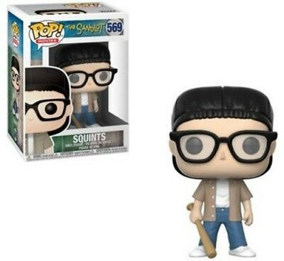FUNKO POP! MOVIES: The Sandlot - Squints [New Toy] Vinyl Figure