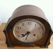 Antique Art Deco Clock