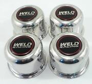 Weld Wheel Center Caps