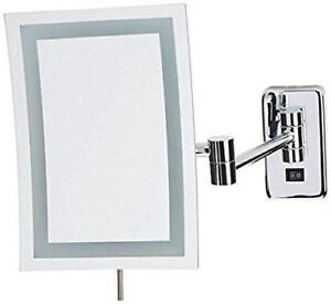 NEW Jerdon JRT710CLD 6.5-Inch by 9-Inch Wall Mount Rectangular Direct Wire Makeup