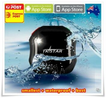 TKSTAR Mini/Waterproof GPS Tracker GSM AGPS Tracking System for K Carlisle Victoria Park Area Preview