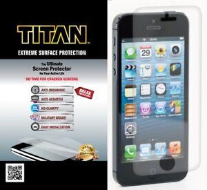 iPhone 5/5S 4/4S TITAN SCREEN PROTECTORS. Amazing Watch Video
