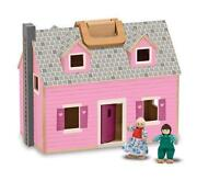 Timber Dolls House