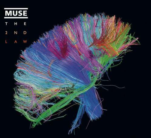 The 2nd Law (Deluxe)-Muse-CD+DVD
