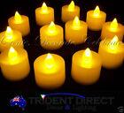 Plastic Wedding Flameless/LED Candles