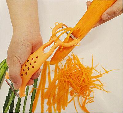 Kitchen Tools Gadgets Helper Vegetable Fruit Peeler ...
