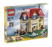 Lego Creator Einfamilienhaus