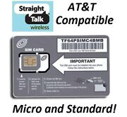 Straight Talk Sim Card for iPhone 4