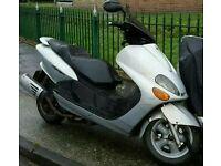YAMAHA MAJESTY 125cc - 80mph Moped - BARGAIN PRICE!