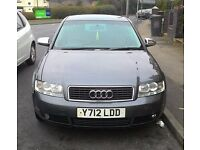 For Sale Audi A4 1.9 TDI