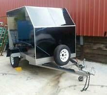BRAND NEW 9X5 Custom Enclosed Trailer with Disc Brakes Campbell North Canberra Preview