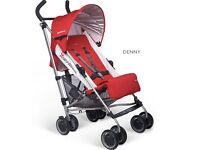 Pram: UPPABaby G-Luxe in Red color
