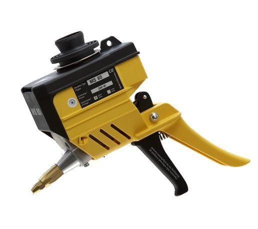 MS80 Bulk Hot Melt Adhesive Glue Gun With Adjustable Temperature Control
