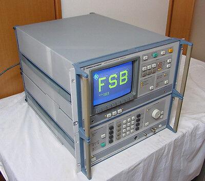 Rohdeschwarz Fsb 100hz-5ghz Low Noise Spectrum Analyzer