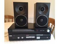 Seperate Amp, Tuner & Speakers