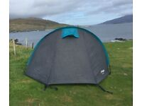 VGC Vango Nevada 250 2/3 Man Tent with Large Porch