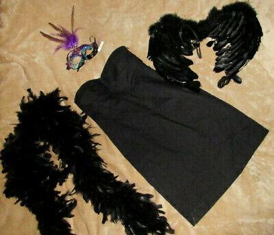 sexy Kleid Kostüm Charleston~Gatsby~Mafia~20er Gr S Karneval~Fasching~Party - Mafia Kostüm Party