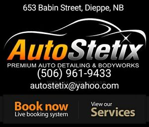 AUTOSTETIX CAR WASH AND DETAILING!!!