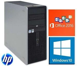 Hp dc7900 : Core2 Quad Q9400: 2.66GHZ, 8GB RAM, HD 500GB :175$