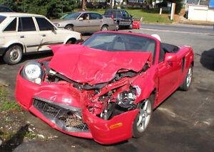 416-720-9105 Scrap,Dead,Old,Damaged Cars For $350-2000