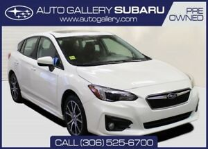 2017 Subaru Impreza SPORT TECH W/ TECH | FULT TIME ALL WHEEL DRI