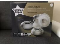 Tommee Tippee Closer to Nature Breast Pump (NEW)