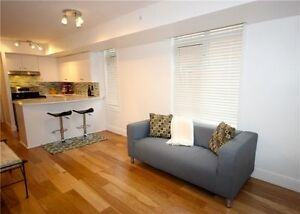 Fully Renovated 2 Bdr Stackhouse Condo + Locker for Rent