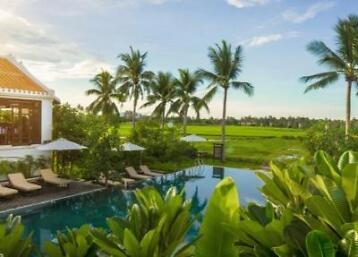 Hoi An Ancient House Village Resort and Spa, Hoi An, Vietn..