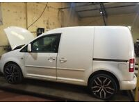 Vw caddy 2.0gttdi 140 2005