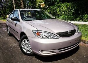 2003 Toyota Camry ACV36R Altise Sand Storm 4 Speed Automatic Sedan Medindie Walkerville Area Preview