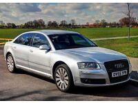 Audi A8 3.0 diesel 55 plate £5300 O.N.O