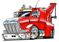 Light & Heavy Tow Truck / Tilt & Load Operator